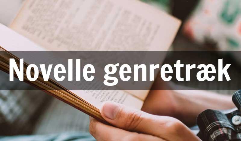 novelle-genretræk