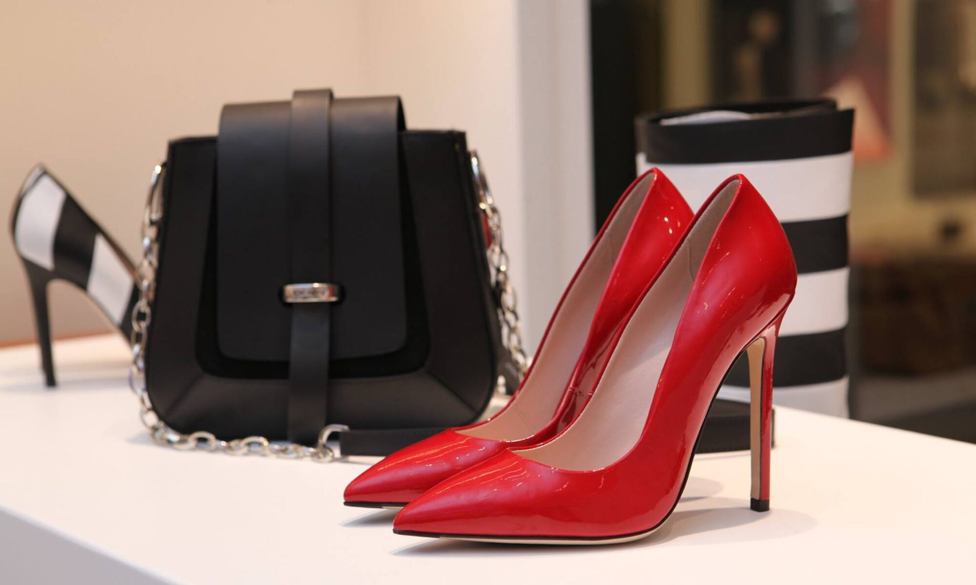 de røde sko analyse